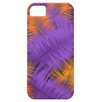 Rich Bright Autumn Fall Abstract Pattern iPhone 5 Cover