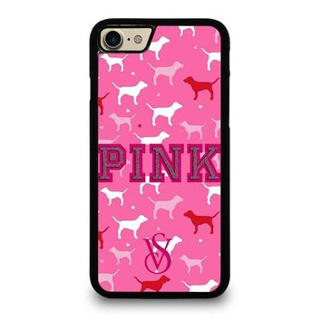 PINK DOG VICTORIA'S SECRET Case for iPhone iPod Samsung Galaxy