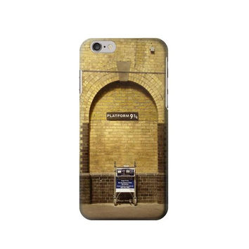 P2775 Platform 934 London Railway Station Phone Case For IPHONE 6S
