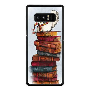 Hedwig Redbuble Samsung Galaxy Note 8 Case