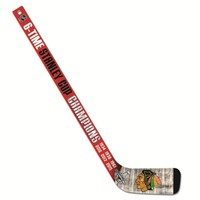 Chicago Blackhawks WinCraft 2015 Stanley Cup Champions Mini Hockey Stick
