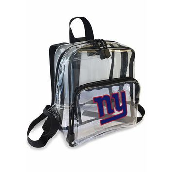 New York Giants X-Ray Stadium Mini Backpack