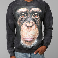 Urban Outfitters - The Mountain Chimp Pullover Sweatshirt