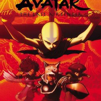 AVATAR THE LAST AIRBENDER - BOOK