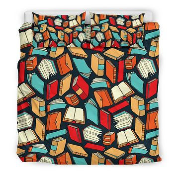 Book Pattern Bedding