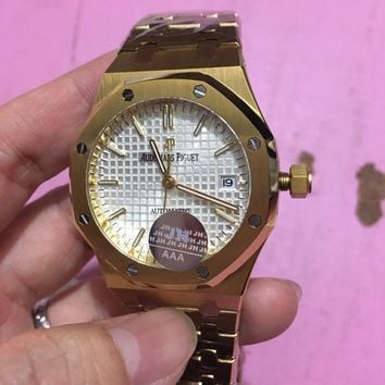 cc DCCK AP automatic 37mm automatic yellow gold