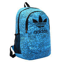 """Adidas"" Casual Sport Laptop Bag Shoulder School Bag Backpack"