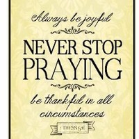 Always be joyful, never stop praying, be thankful in all circumstances - 1 Thess 5:16 - Bible verse iPhone 4 / 4s black plastic case / Christian Verses