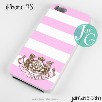 juicy couture Phone case for iPhone 4/4s/5/5c/5s/6/6 plus
