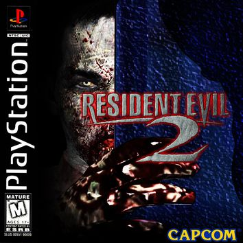 Resident Evil 2 for the Playstation