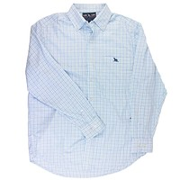 Featherweight Button Down in Cloud by Over Under Clothing