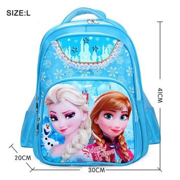 Toddler Backpack class JXSLTC Lace Cartoon Small Backpack Children School Bags Kindergarten Backpack Baby Mini Toddler Bags Kids Book Bag Best Two Size AT_50_3