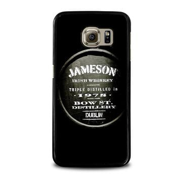 JAMESON WHISKEY Samsung Galaxy S6 Case Cover