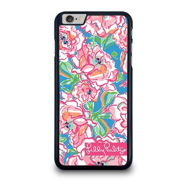 LILLY PULITZER CHARMS iPhone 6 / 6S Plus Case Cover