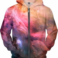 Orion Nebula | Universe Galaxy Nebula Star Space Clothes | Rave & Festival Shirt