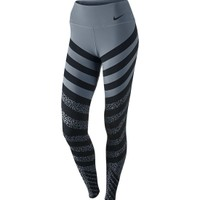 Nike Women's Legendary Mezzo Zebra Training Tights | DICK'S Sporting Goods