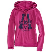 AEO FACTORY HOODED POP OVER
