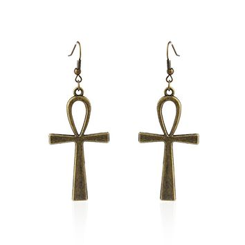 Multi Styles of  Egyptian Ankh Earrings