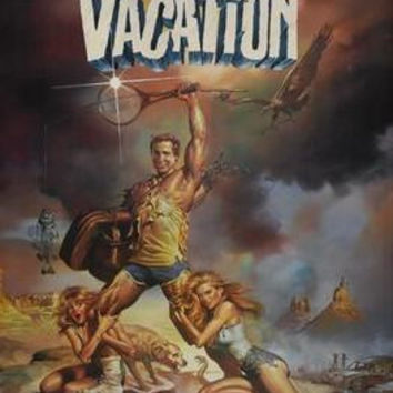National Lampoon Vacation Movie Poster 11x17 Mini Poster