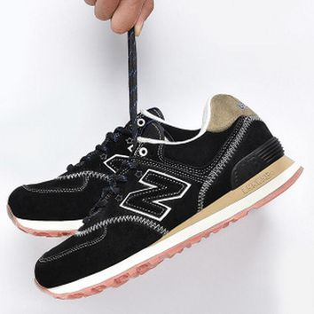 One-nice™ New Balance Fashion Casual All-match N Words Breathable Couple Sneakers Shoes