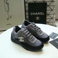 New Fashion Double C Low Top Sneaker Reference #217 - Ready Stock
