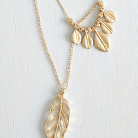 Boho Just Astound the Riverbend Necklace by ModCloth