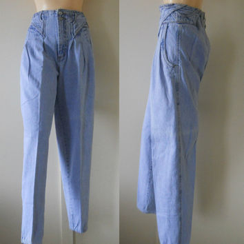 High Waisted Jeans High Waist Jeans 80s Skinny Jeans Pleated Jeans Black Skinny Jeans 80s Rocker Pants 80s Clothes High Waste Jeans Hipster