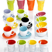 Classic Coffee & Tea by Yedi Drinkware, Contemporary Glaze Collection - Casual Dinnerware - Dining & Entertaining - Macy's
