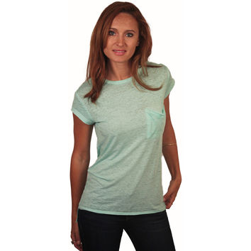 ISA Kelly Burnout Tee
