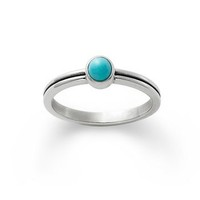 Tiny Turquoise Ring | James Avery