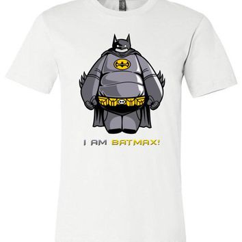 Youth Big Hero 6 - Baymax as Batman, I Am Batmax!