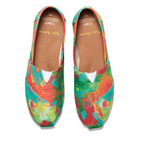CORAL AND GREEN TYLER RAMSEY WOMEN'S CLASSICS