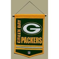 Green Bay Packers NFL Traditions Banner (12x18)