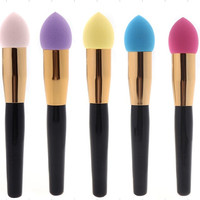 1pcs Cream Liquid Foundation Sponge Make up Brushes