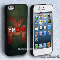 Young Money and Cash Money Billionaires YMCMB iPhone 5 or 5S Case