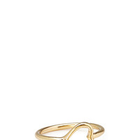 FOREVER 21 Cutout Heart Ring