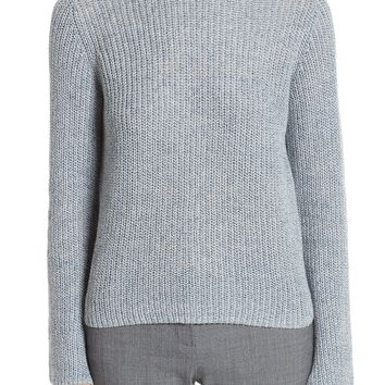 Theory Lalora Linen & Cotton Sweater | Nordstrom