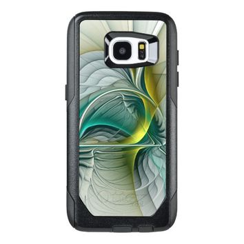 Fractal Evolution, abstract Art OtterBox Samsung Galaxy S7 Edge Case