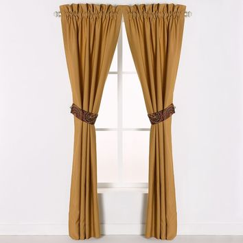 Estate by Croscill Regalia 2-pk. Curtains - 82'' x 84''