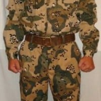 Russian Military Bdu Suit Army Sandy Areas Camo Uniform Set Size Small (S) or 46 for Europe