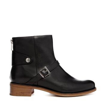 ASOS AUTOBOOT Leather Ankle Boots