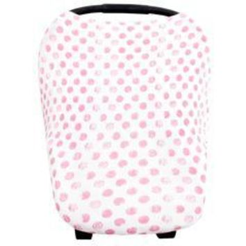 Multi Use 5 in 1 Nursing and Car Seat Cover (various patterns)