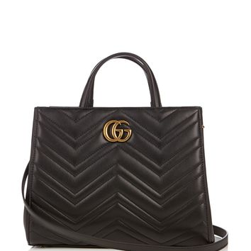 GG Marmont quilted-leather bag | Gucci | MATCHESFASHION.COM