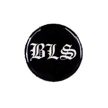 Black Label Society - Monogram Button