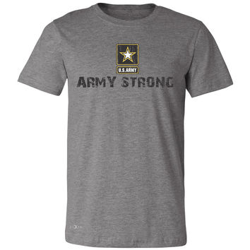 Zexpa Apparel™ Army Strong US Army Unisex - Men's T-shirt Military Star Cool Tee