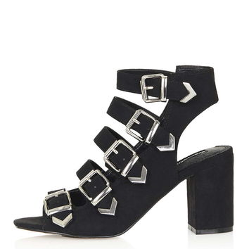 NAOMI Buckle Sandals - View All