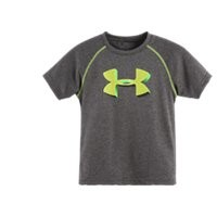 Under Armour Boys' Toddler UA 3-D Big Logo T-Shirt