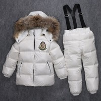 Children Winter Clothing Sets
