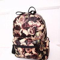 NOUR AMIRA Floral New Backpack - Must Have