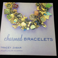 Charmed Bracelets Book Tracey Zabar Vintage Jewelry Collectors Book 618m